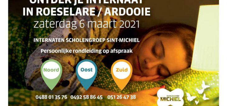 Inschrijvingen schooljaar 2021-2022